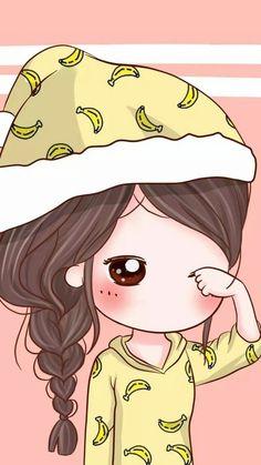 255 best couple cartoon part ii images in 2018 Cute Couple Cartoon, Chibi Couple, Cute Love Cartoons, Cute Couple Art, Anime Love Couple, Cute Anime Couples, Wallpaper World, Chibi Wallpaper, Kawaii Wallpaper