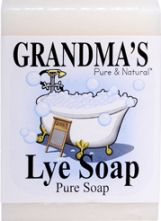 This pure, natural soap contains no detergents, dyes or fragrance to irritate sensitive skin. Mild enough to use on a baby! May help relieve symptoms of eczema, psoriasis, dry itchy skin, dermatitis, etc. with regular use.