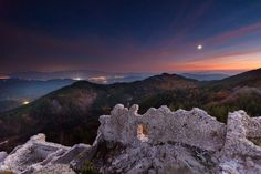 Rhodope Mountains,# Bulgaria Крепост Устра | Ustra Fortress http://seen.evgenidinev.com/ustra_fortress/
