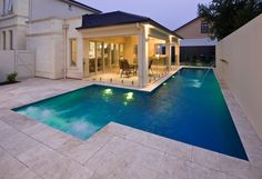 Our concrete pools in Perth can be made to suit your home, design preferences and budget. Speak to one of our agents at Freedom Pools today! Swiming Pool, Cool Swimming Pools, Best Swimming, Swimming Pool Designs, Cool Pools, Backyard Pool Designs, Pool Landscaping, Backyard Ideas, Concrete Pool