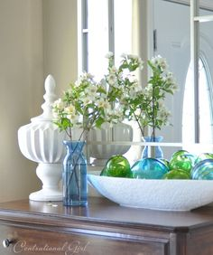 entry vignette. love the greens and blues