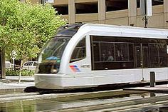 Houston Maps & Transportation - Airport, Metro Rail & Highways