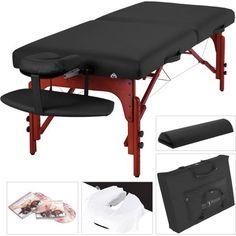 """31"""" Montclair Pro Package Massage Table - Walmart.com"""