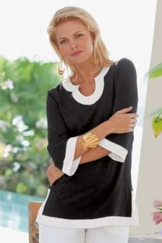 P.O.S.H Tunic from Soft Surroundings