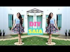 DIY SAIA COM PREGAS MACHO MUITO FÁCIL | ELLEN BORGES - YouTube