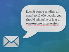 Getting Started With Email Marketing (A Crash Course) http://seanwes.com/159