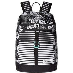 Dakine Nora 25L Backpack (Inkwell) Backpack Bags ($50) ❤ liked on Polyvore featuring bags, backpacks, padded laptop backpack, tablet backpack, padded laptop bag, ipad backpack and day pack backpack