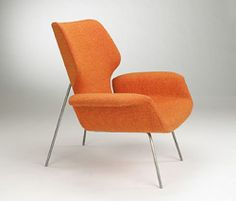 Alvin Lustig Chair Produced by Paramount Furniture c.1949/1950