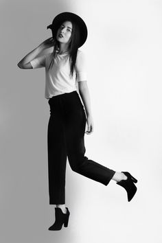 Black & White Ready-to-Wear stylist Ana Pulido
