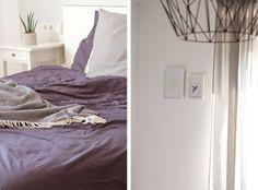 Tulpentag: Schlafzimmer-Einblicke #deko