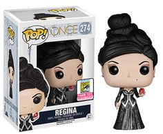 Once Upon a Time Regina Pop! figure by Funko, San Diego Comic Con exclusive.