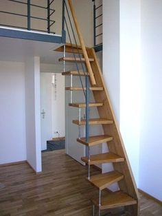 Bildergebnis für steile treppe