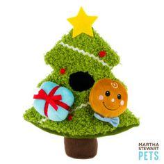 Martha Stewart Pets® Tree w/ Gingerman & Present Intelligence Toy - PetSmart