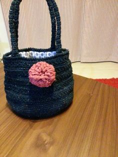 bag added inner bag & corsage