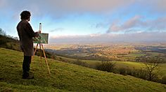 BBC Four - This Green and Pleasant Land: The Story of British Landscape Painting Documentary, Landscape Paintings, Bbc, British, Green, The Documentary, Documentaries, Landscape, Landscape Drawings