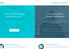 Desktime | CSS Website  Great design for a software provider
