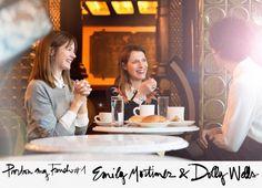 [En direct] Episode 1: friendship with emily mortimer & dolly wells - Garance dore @garancedore