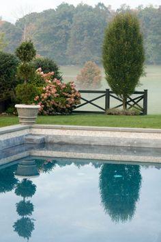 Landscape Winner: Janice Parker Landscape Design - Connecticut Cottages & Gardens - July 2012 - Connecticut