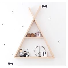 Tipi shelf ♡