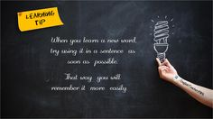 Learning Tip #english #learning