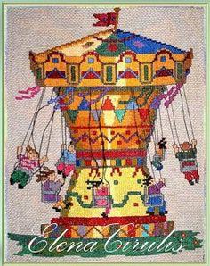 ElenaCirulis — «моя вышивка» на Яндекс.Фотках My Works, Carousels, Embroidery, Knitting, World, Crochet, How To Make, Needlepoint, Tricot