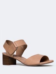 f30d29b50fb0 ANKLE STRAP SANDAL - ZOOSHOO Wedge Sandals