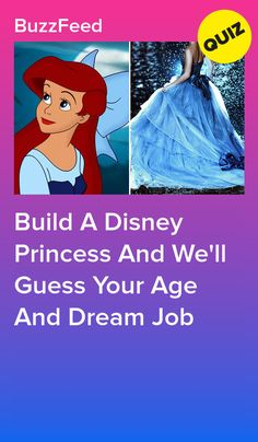 Build A Disney Princess And We'll Guess Your Age And Dream Job You got: 18 years old and politician You're smart, driven, and a natural-born leader. You want to make the world a better place and dream of being in charge and making a difference. Quizzes Buzzfeed, Disney Buzzfeed, Disney Princess Ages, Princess Quizzes, Disney Quiz, Disney Jokes, Disney Disney, Disney Dream, Disney Stuff