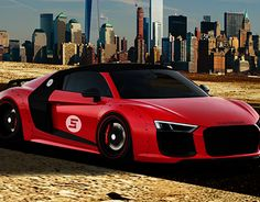 """Check out new work on my @Behance portfolio: """"Audi R8 Virtual Tuning"""" http://be.net/gallery/33748530/Audi-R8-Virtual-Tuning"""