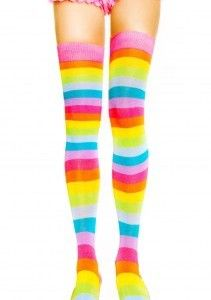 d1cdd38c933bd DRESS DERBY | SUPPLIERS | Socks, Rainbow socks, Thigh high socks