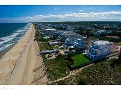 Croatan Beach, Virginia Beach.  Photo courtesy of BHHS Towne Realty