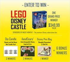 cool Win a Lego Disn