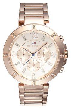 Women's Tommy Hilfiger Multifunction Bracelet Watch
