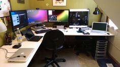 BEKANT Corner desk - Google 検索