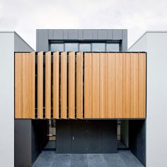 Completed in 2017 in Leiden, The Netherlands. Images by Marcel van der Burg. In an inner-city context the spatial qualities of private dwellings depend on the degree of privacy. On the street-side outside the house, you wish. Sacred Architecture, Architecture Details, Architecture Definition, Architecture Renovation, Residential Architecture, House Architecture, Computer Architecture, Facade Design, House Design