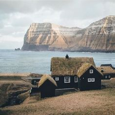 "Old Pics Archive Retweeted kengarex: ""villages of the Faroes islands"""