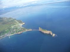 Beautiful picture of Percé, Gaspésie (Canada) taken by Mimi Avocado!