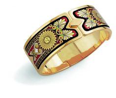 Řecko-Římská kolekce smaltovaných luxusních šperků Frey Wille