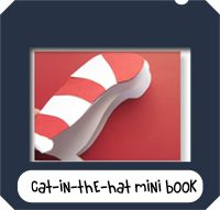 March is Dr. Seuss Birthday!  Mini Book Pattern and Tutorial!    and more!
