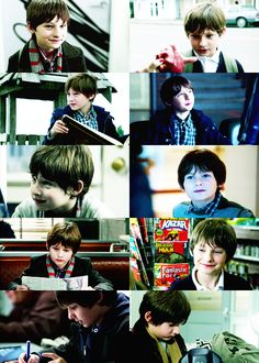 Henry Mills in every episode of Season 1. Can't wait for the premiere tonight!