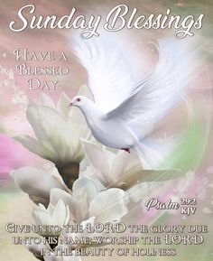 Sunday Blessings~~J~ Psalm Good Morning Bible Quotes, Morning Quotes For Friends, Sunday Quotes, Blessed Sunday Morning, Sunday Love, Happy Sunday, Hello Sunday, Happy Weekend, Monday Blessings