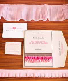 Such a cute baby shower! Love the make a headband for future baby girl idea in the post