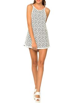 Gaia Strappy Dress http://shop.nylon.com/collections/whats-new/products/motel-gaia-strappy-dress #NYLONshop