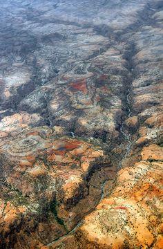 aerial view, Tigray, Ethiopia.  Photo: mariusz kluzniak, via Flickr