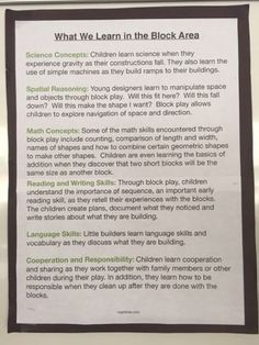 Myers' Kindergarten: Creating an Environment that Teaches… Play Based Learning, Learning Through Play, Learning Centers, Early Learning, Kids Learning, Eylf Learning Outcomes, Visible Learning, Learning Environments, Preschool Rooms