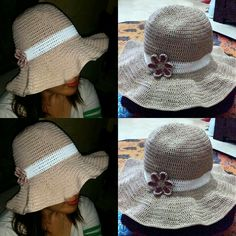 Summer hat 💖👒🌞