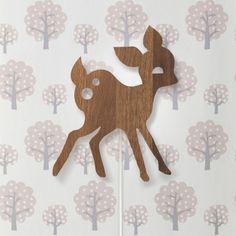 Firm Living Deer Lamp