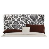 Found it at AllModern - Slipcover Headboard in Florenza Black and White