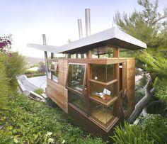 Contemporary Banyon Treehouse, California