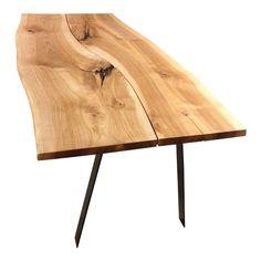 Utrolig flot unika plankebord i massiv ask hvidolieret leveres til døren eller…