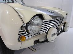 Triumph TR4 Rally - 1963